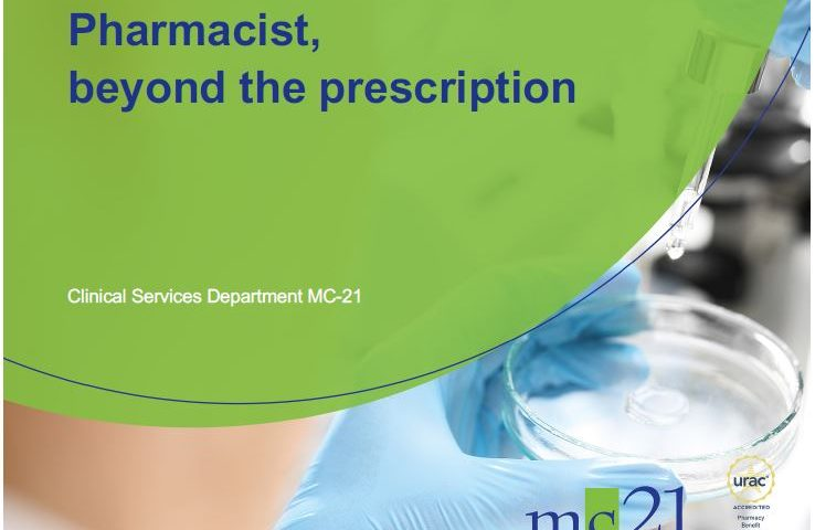 Pharmacist, beyond the prescription